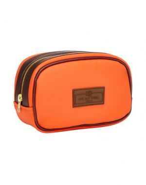 Beauty case OTIS BATTERBEE. Цвет: оранжевый