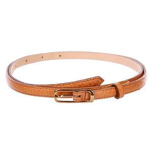 Ремень женский  Bellis Belt Box Brown Le Mont St Michel. Цвет: коричневый