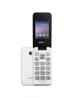 Мобильный телефон Alcatel One Touch 2051D Pure White. Цвет: белый