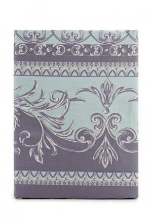 Постельное белье Хлопковый Край. Цвет: серый