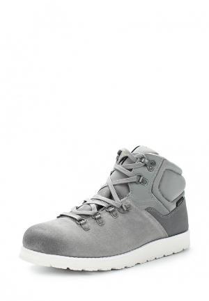 Ботинки Luhta. Цвет: серый
