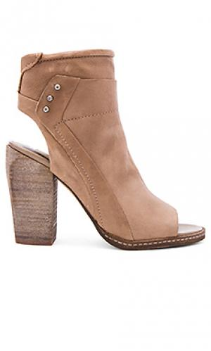 Обувь на каблуке niki Dolce Vita. Цвет: серо-коричневый