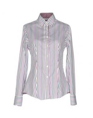 Pубашка CALIBAN. Цвет: фиолетовый