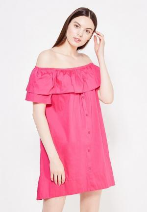 Платье Rinascimento. Цвет: фуксия
