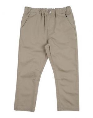Повседневные брюки WHEAT. Цвет: бежевый