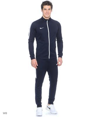 Костюм M NK DRY ACDMY TRK SUIT K Nike. Цвет: синий