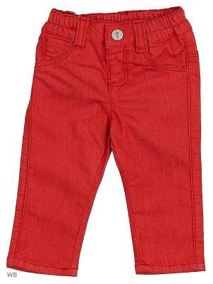 Джинсы United Colors of Benetton. Цвет: красный