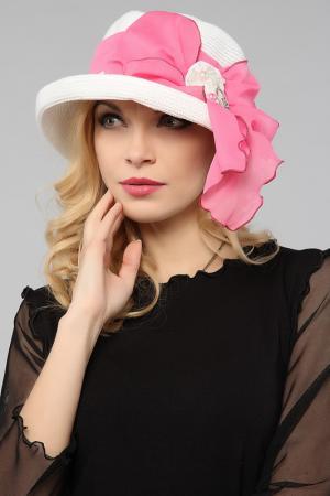 Шляпа Lak Miss. Цвет: белый