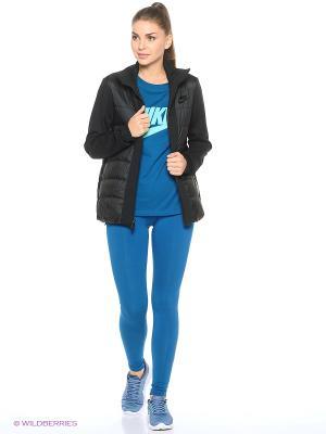 Куртка W NSW SYN FLL AV15 JKT Nike. Цвет: черный