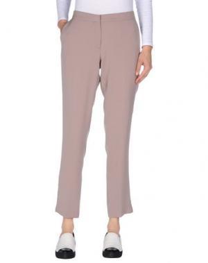 Повседневные брюки BLANCA LUZ. Цвет: песочный