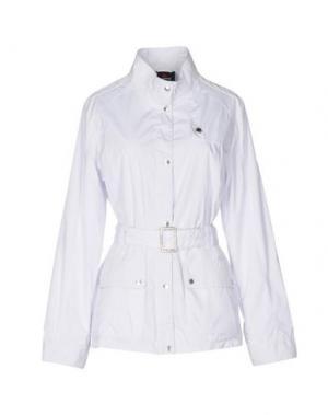 Куртка CANADIENS. Цвет: белый