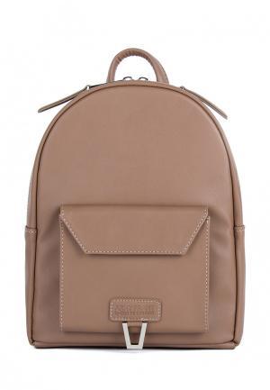 Рюкзак Arny Praht. Цвет: коричневый