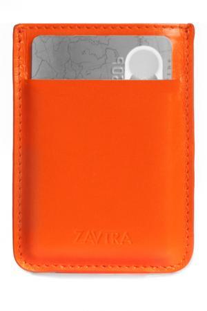 Кошелек ZAVTRA. Цвет: оранжевый