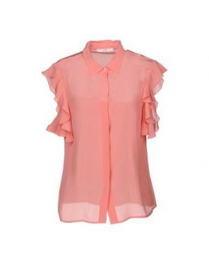 Pубашка SUOLI. Цвет: лососево-розовый