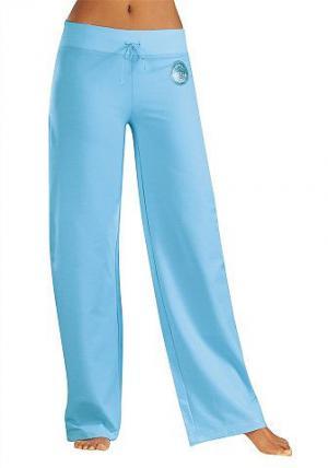 Спортивные брюки от . Leggings. H.I.S. Цвет: светло-голубой
