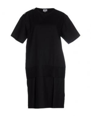 Короткое платье ARTHUR ARBESSER. Цвет: черный