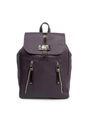 Рюкзак Taoko Tanishi. Цвет: фиолетовый