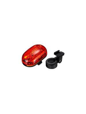 Задняя красная габаритная фара D-light. Цвет: черный