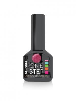 Однофазный гель-лак One Step №35, 6 мл GIORGIO CAPACHINI. Цвет: розовый