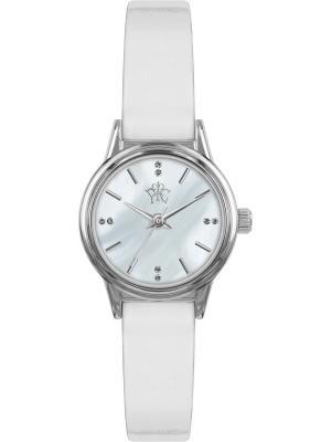 Часы РФС. Цвет: белый, серебристый