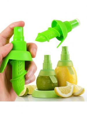 Спрей для лимона и лайма Цитрусфреш RUGES. Цвет: зеленый