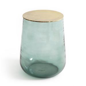 Столик журнальный из стекла, Conopée AM.PM.. Цвет: аквамарин,свежая мята,черный дымчатый,янтарь