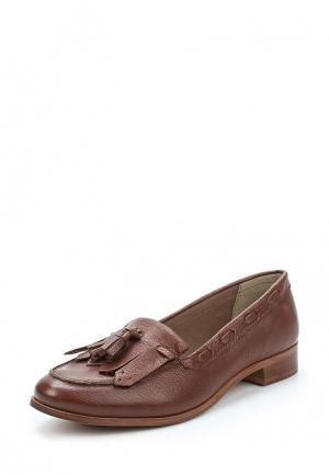 Туфли Evans. Цвет: коричневый
