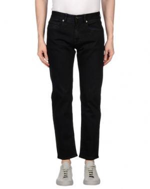 Джинсовые брюки MATIX. Цвет: синий