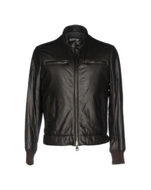 Куртка KIRED. Цвет: стальной серый