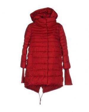 Куртка BIANCOGHIACCIO. Цвет: пурпурный