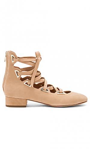 Туфли на каблуке hea Sigerson Morrison. Цвет: беж
