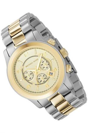 Watch Michael Kors. Цвет: silver, gold
