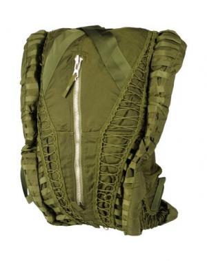 Рюкзаки и сумки на пояс CHRISTOPHER RAEBURN. Цвет: зеленый-милитари