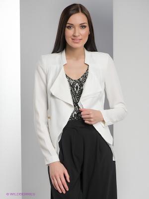 Жакет Vero moda. Цвет: белый