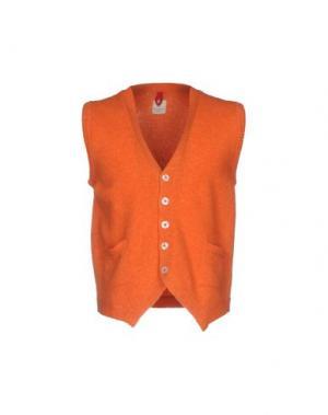 Кардиган Mc RITCHIE. Цвет: оранжевый