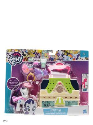 Мини игровой набор Пони Мейнхеттен(в ассорт.) My Little Pony. Цвет: белый, салатовый, сиреневый