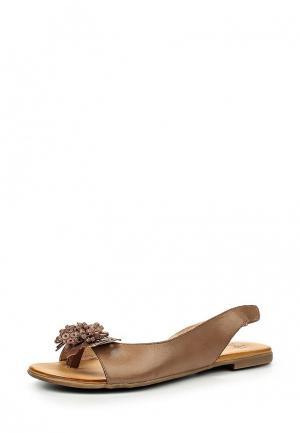 Сандалии Caprice. Цвет: коричневый