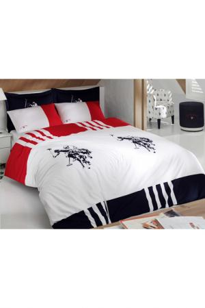 COVER SET U.S.POLO ASSN. Цвет: dark blue, white and red