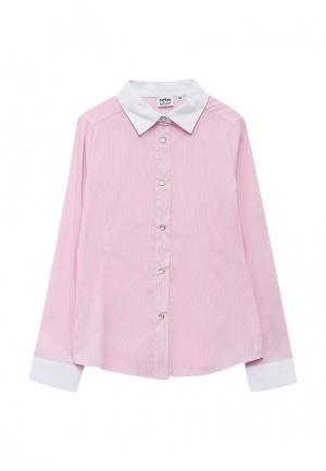 Рубашка Orby. Цвет: розовый