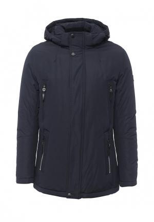 Куртка утепленная Defreeze. Цвет: синий