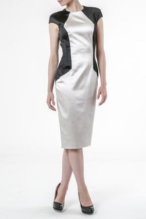 Платье Talbot & Runhof. Цвет: белый