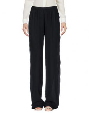 Повседневные брюки GENTRYPORTOFINO. Цвет: черный