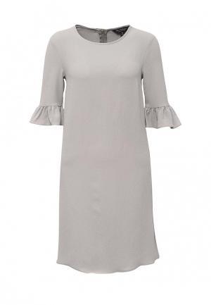 Платье Miss Selfridge. Цвет: серый