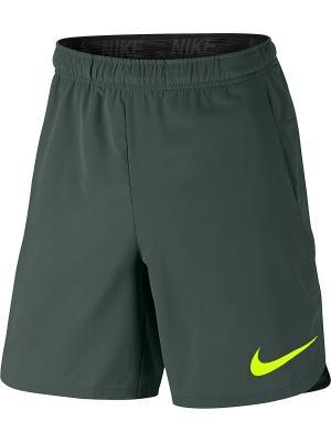 Шорты M NK FLX SHORT VENT MAX Nike. Цвет: зеленый