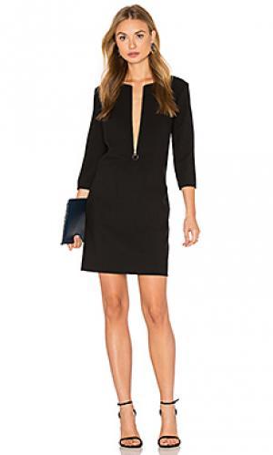 Платье versed Trina Turk. Цвет: черный