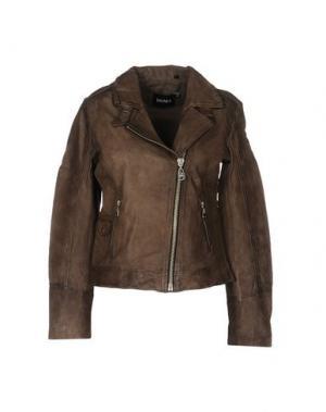 Куртка DOMA. Цвет: хаки