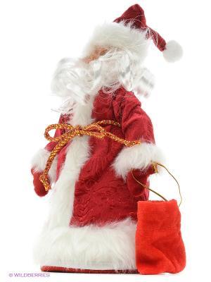Кукла Дед Мороз 30 см, красн. Новогодняя сказка. Цвет: красный, белый