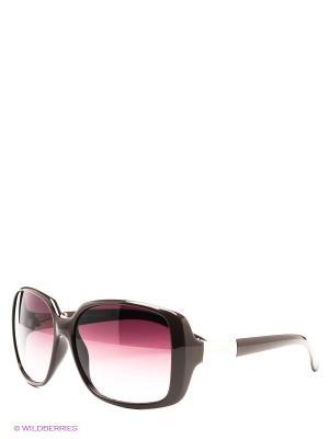 Солнцезащитные очки GF Ferre. Цвет: темно-коричневый