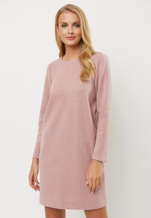 Платье Verna Sebe. Цвет: розовый