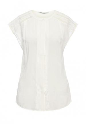 Блуза Zarina. Цвет: белый